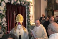 Chiusura dell' anno giubilare 50° chiese -S. Antonio di Padova porta santa  copy