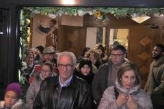 Chiusura dell' anno giubilare 50° chiese -San Pietro porta santa 2-
